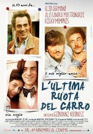 L'ultima Ruota Del Carro – Colonna sonora di Elisa Toffoli