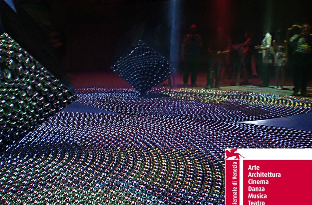Realizzato il Nuovo Spot della Biennale di Venezia per il Carnevale 2012