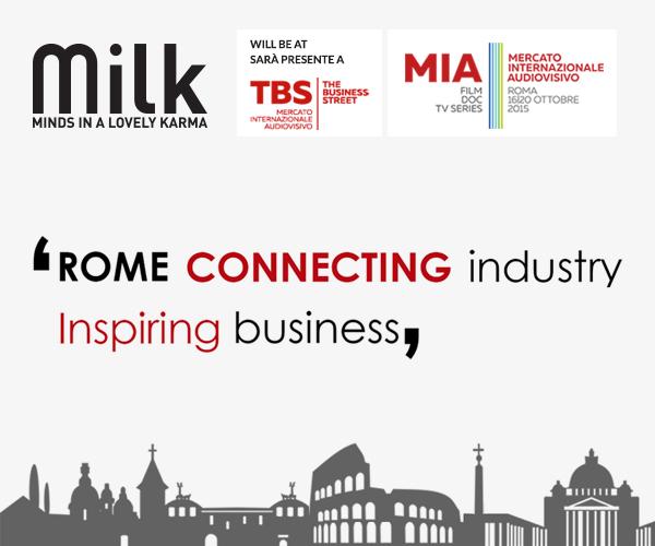 """Milk al """"MIA"""" – Festival Internazionale del Film di Roma 2015"""