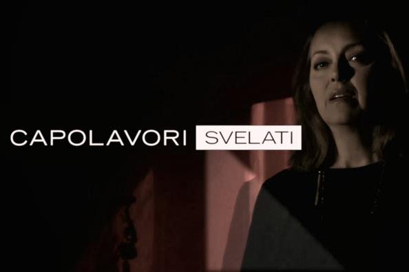 Greta Scacchi negli studi Milk VOICES