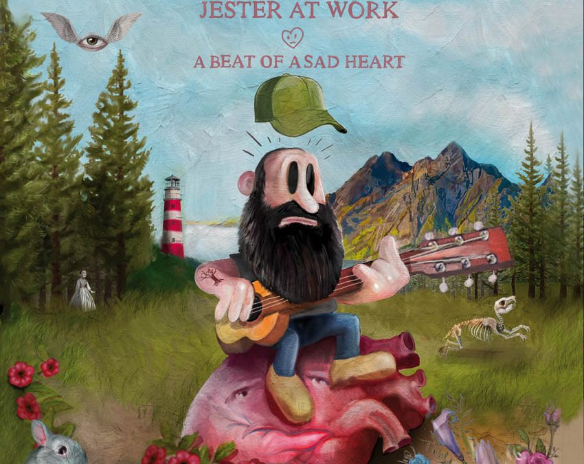 Jester At Work new album con Milk