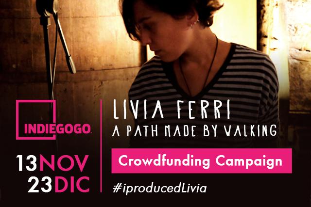 Campagna di music crowdfunding in corso per Livia Ferri – il nuovo album