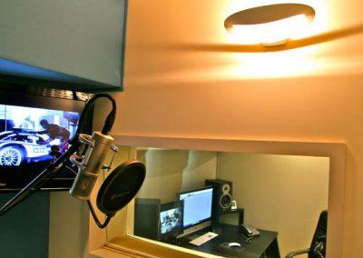 Studio per Speakeraggio