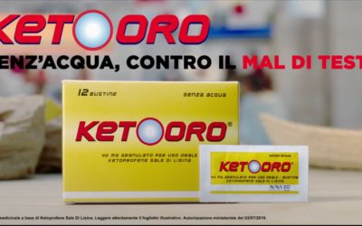 Voice-over per Spot TV e Radio di Ketooro