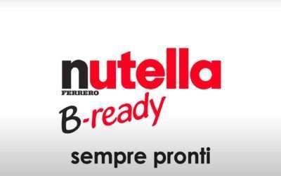 Doppiaggio dialoghi per lo Spot di Nutella B-ready