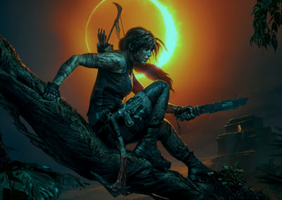 "Doppiaggio videogame ""Shadow of Tomb Raider"""