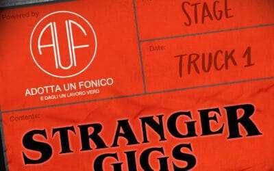 'Stranger Gigs', il podcast sul mondo dei lavoratori dello spettacolo